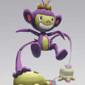 download King Ambipom | Pokemon | Pinterest | Pokémon