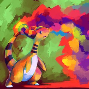 download Ampharos The Light Pokémon HD Wallpaper From Gallsource.com | HD …