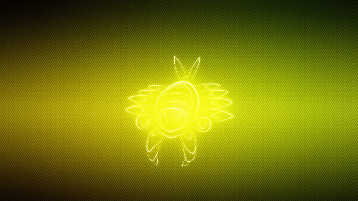 Download wallpaper 1920×1080 anorith, green, yellow, background …