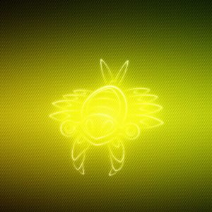 download Download wallpaper 1920×1080 anorith, green, yellow, background …