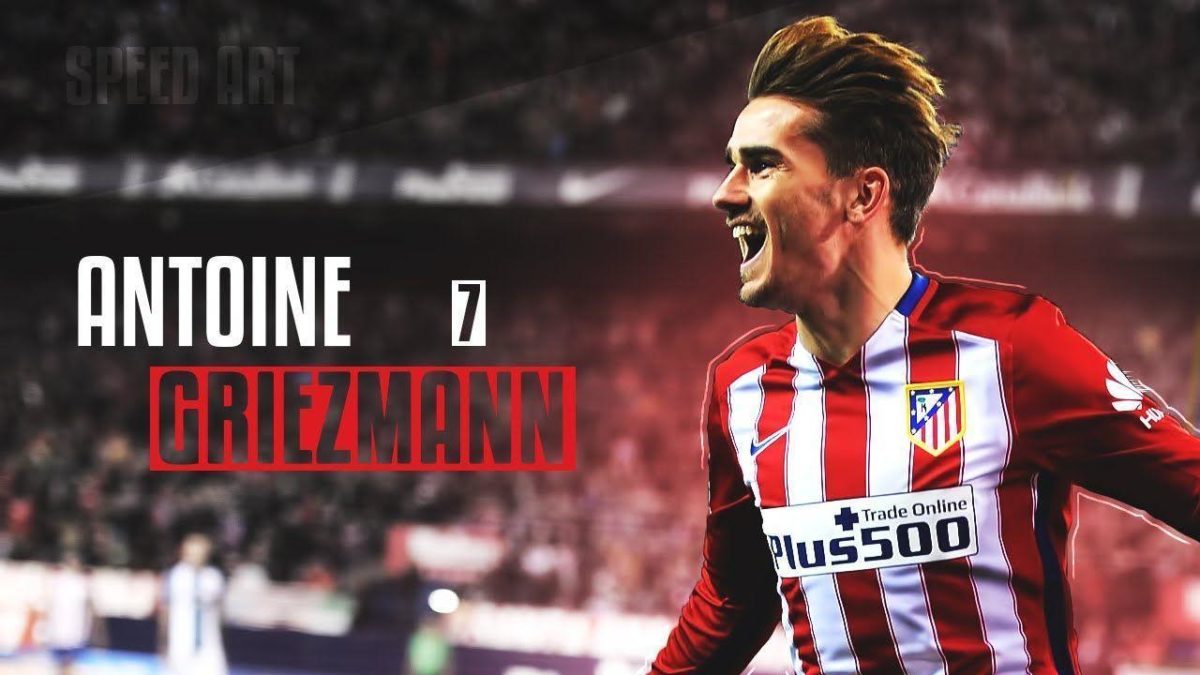 Antoine Griezmann Wallpaper | Speedart – YouTube