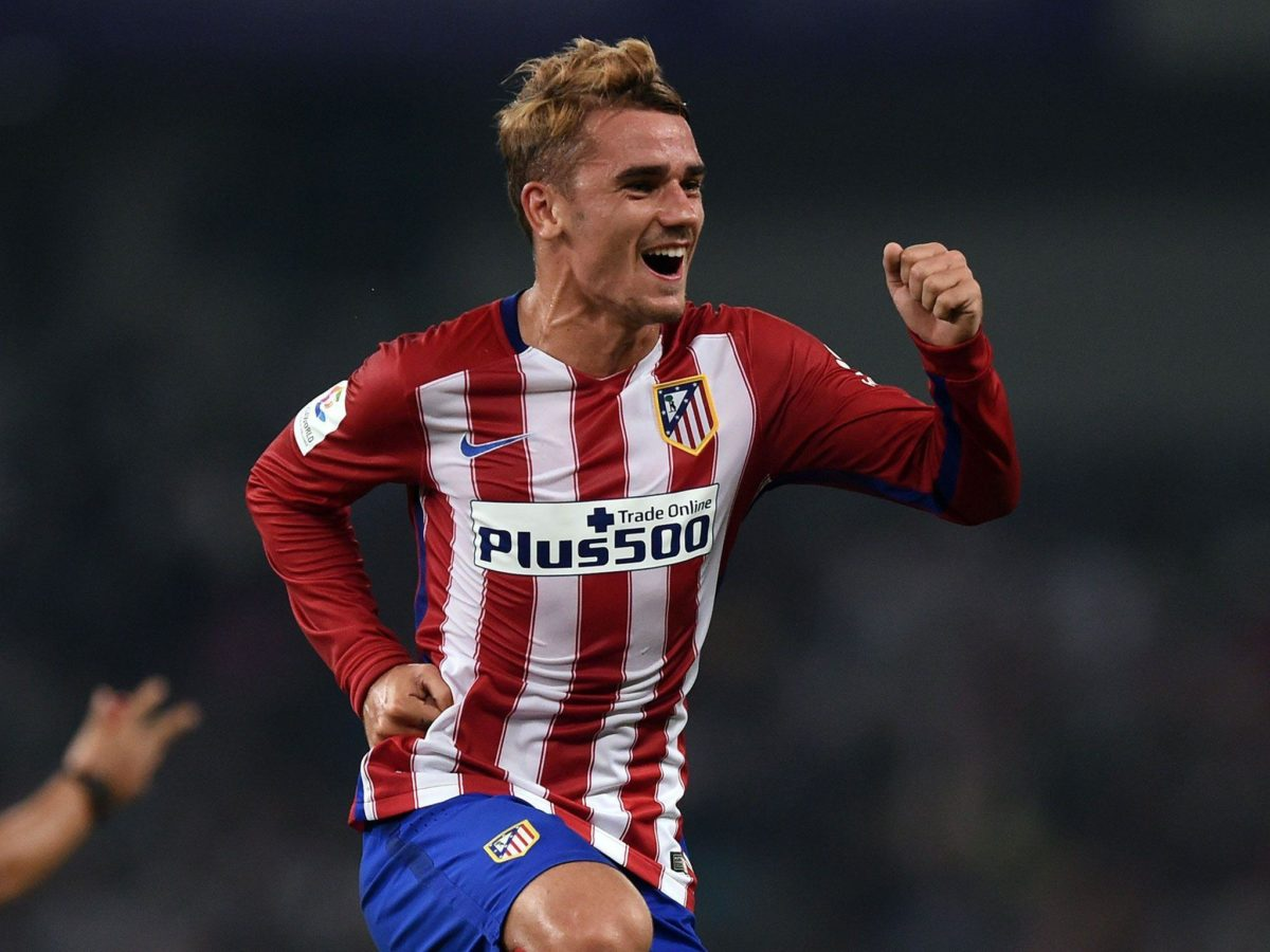 Antoine Griezmann HD Wallpapers