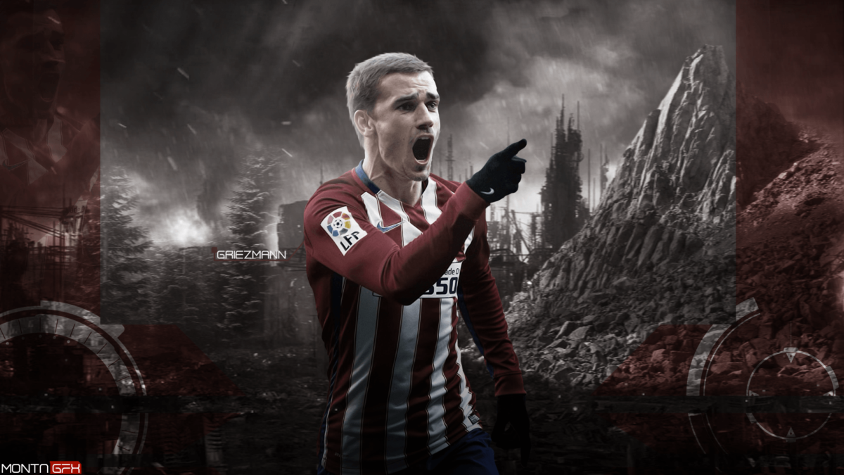 Antoine Griezmann Wallpapers | FootballStars.Info