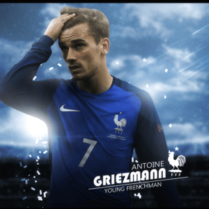 download Antoine Griezmann Wallpaper (France) by ChrisRamos4 on DeviantArt