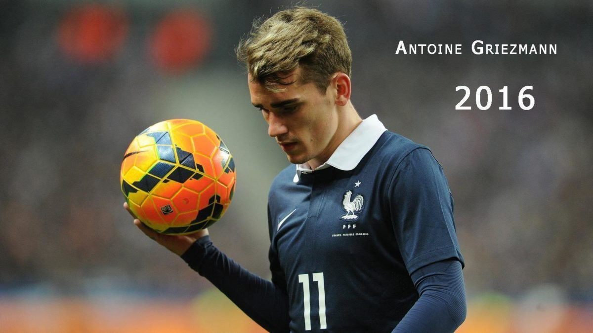 Antoine Griezmann   Goals,Skills,Passes   Atlético Madrid   2016 …