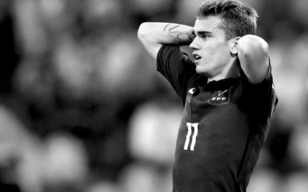 Antoine Griezmann wallpaper and Theme for Windows Xp/7/8.1/10 …