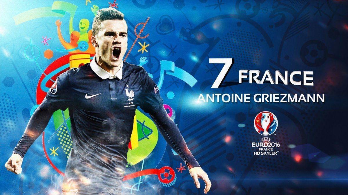 Antoine Griezmann – Skills & Goals   EURO 2016 – YouTube