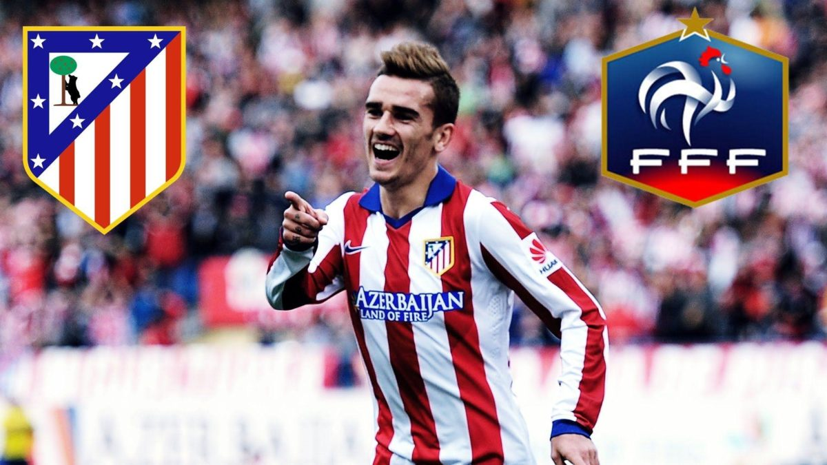 Antoine Griezmann ● Best Goals 2013-2015 ● France – Atletico …