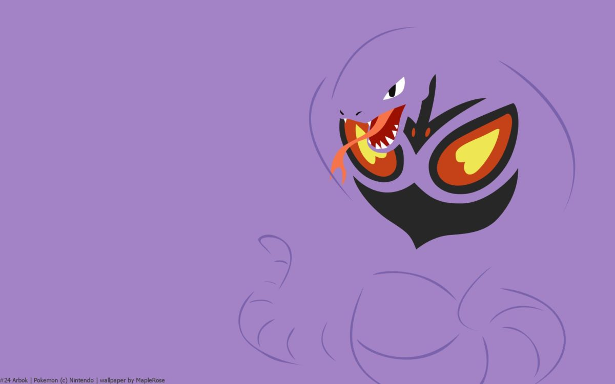 Arbok Pokemon HD Wallpaper – Free HD wallpapers, Iphone, Samsung …
