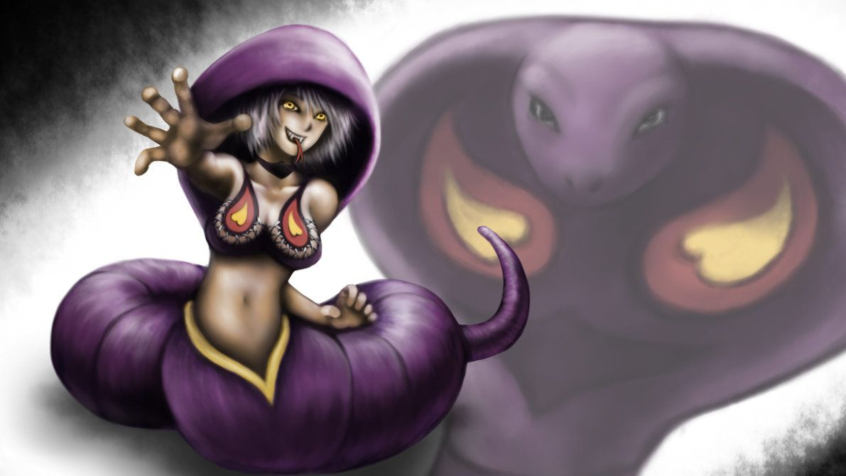 Arbok by Petey-chan on DeviantArt