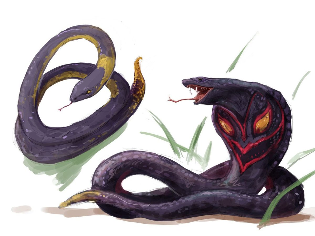 Ekans – Arbok by MrRedButcher on DeviantArt