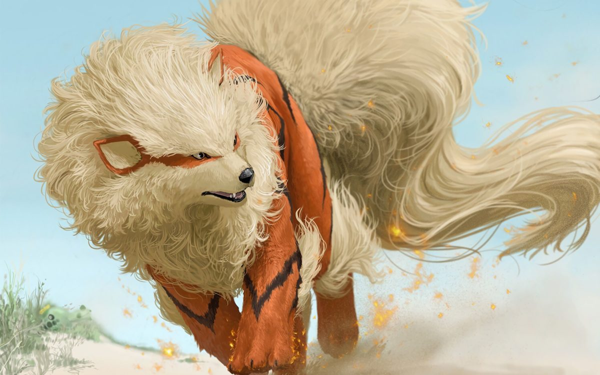 Arcanine Pokemon Wallpapers | HD Wallpapers | ID #19816