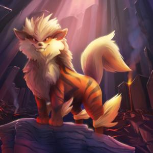 download Arcanine Pokemon, HD Artist, 4k Wallpapers, Images, Backgrounds …