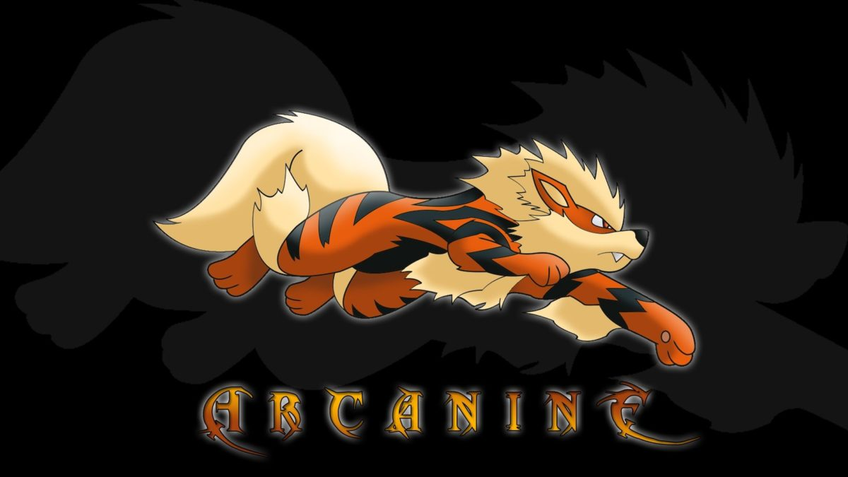 Arcanine Wallpaper, Animals HD Wallpaper,Hi Res Animals Wallpaper …