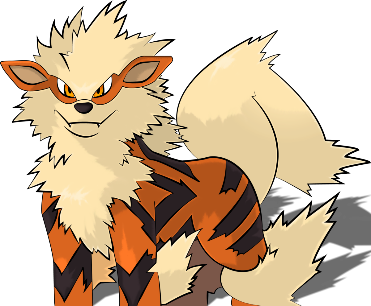 25 Arcanine (Pokémon) HD Wallpapers | Background Images …