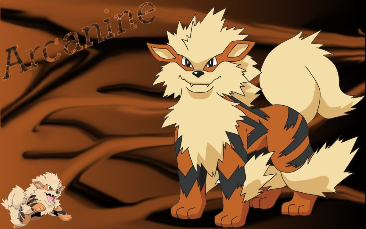 Pokemon Arcanine Wallpaper – WallpaperSafari
