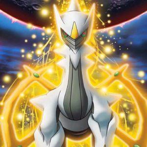 download Pokemon Arceus And The Jewel Of Life | Best Cartoon Wallpaper