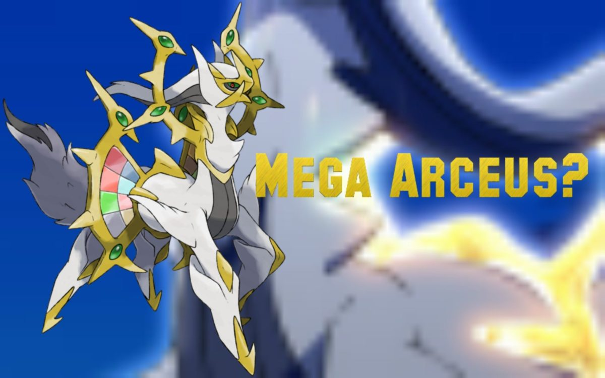 Arceus HD Wallpapers