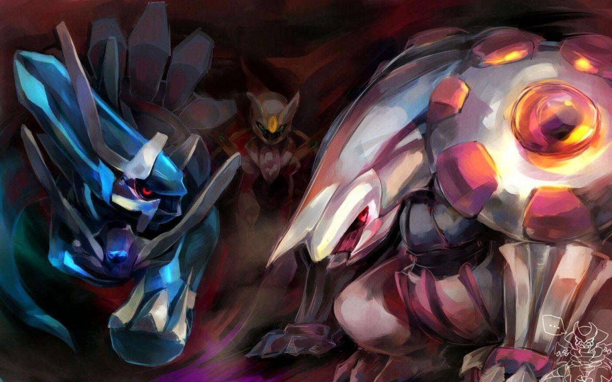 Arceus Gods of Pokemon a305 HD Wallpaper