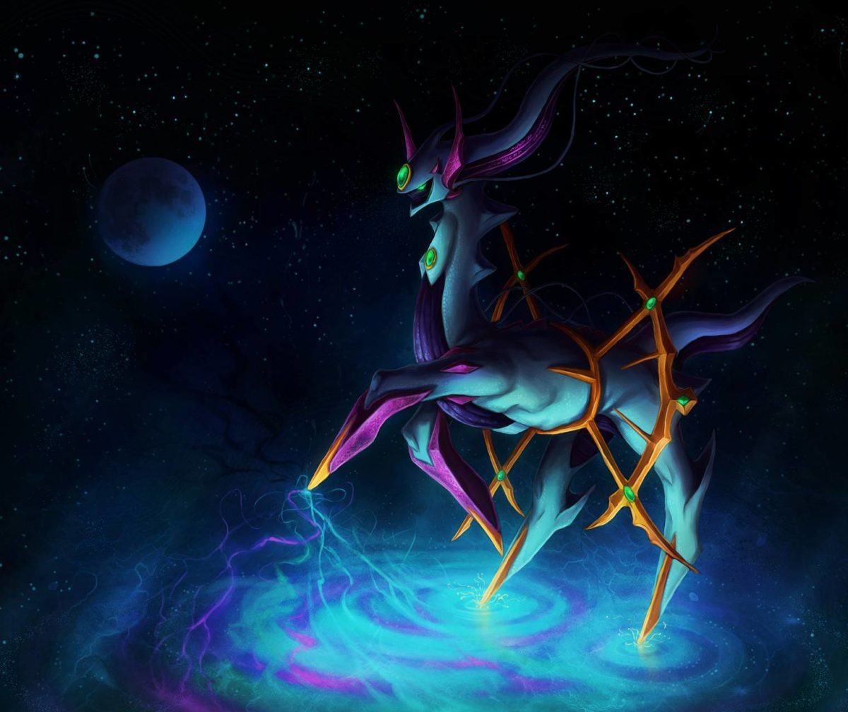 Arceus Wallpaper by kobyxiong23 – 79 – Free on ZEDGE™