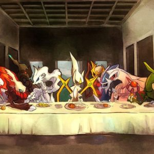 download 11 Arceus (Pokémon) HD Wallpapers | Background Images – Wallpaper Abyss