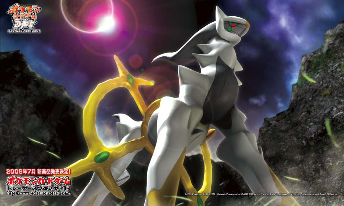 Arceus God Of Pokemon HD Desktop Wallpaper, Instagram photo …