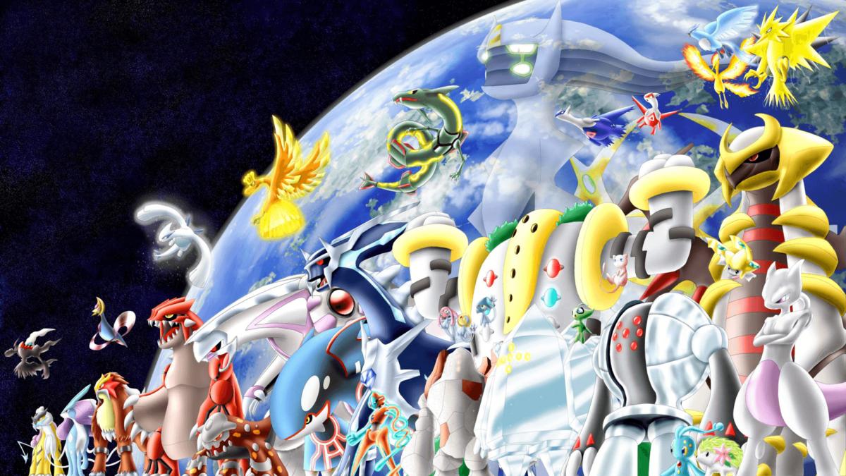 Arceus Background Free Download | wallpaper.wiki