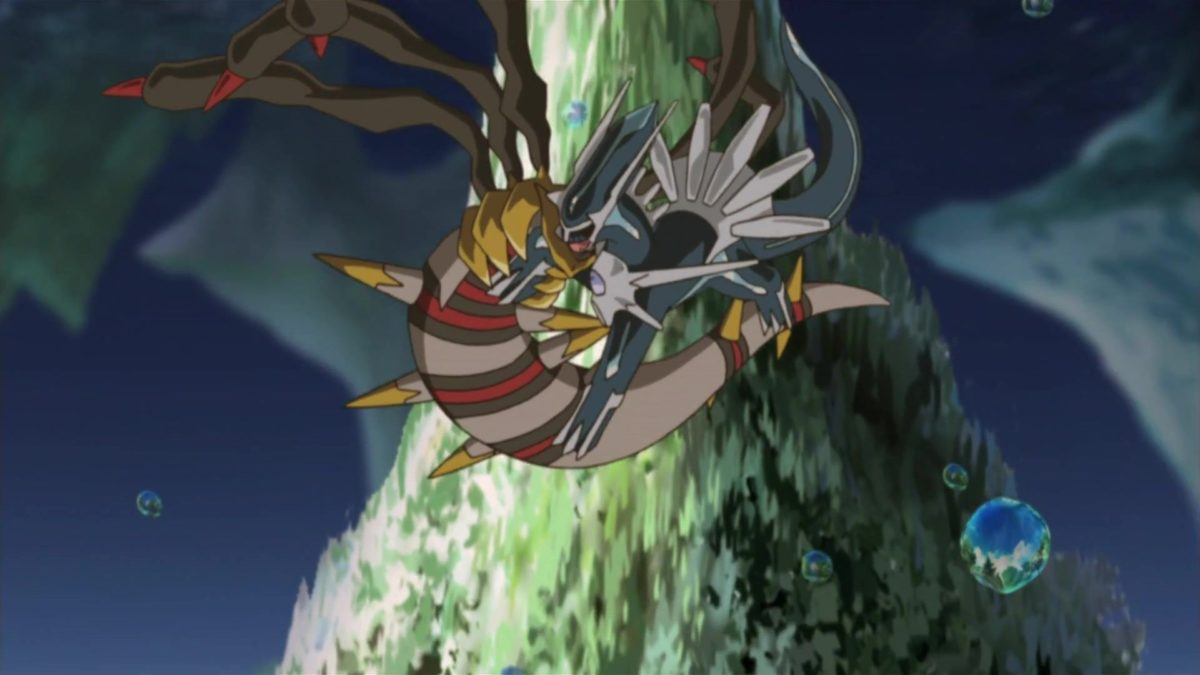 Image For Pokemon: Arceus and the Jewel of Life | Fancaps.net