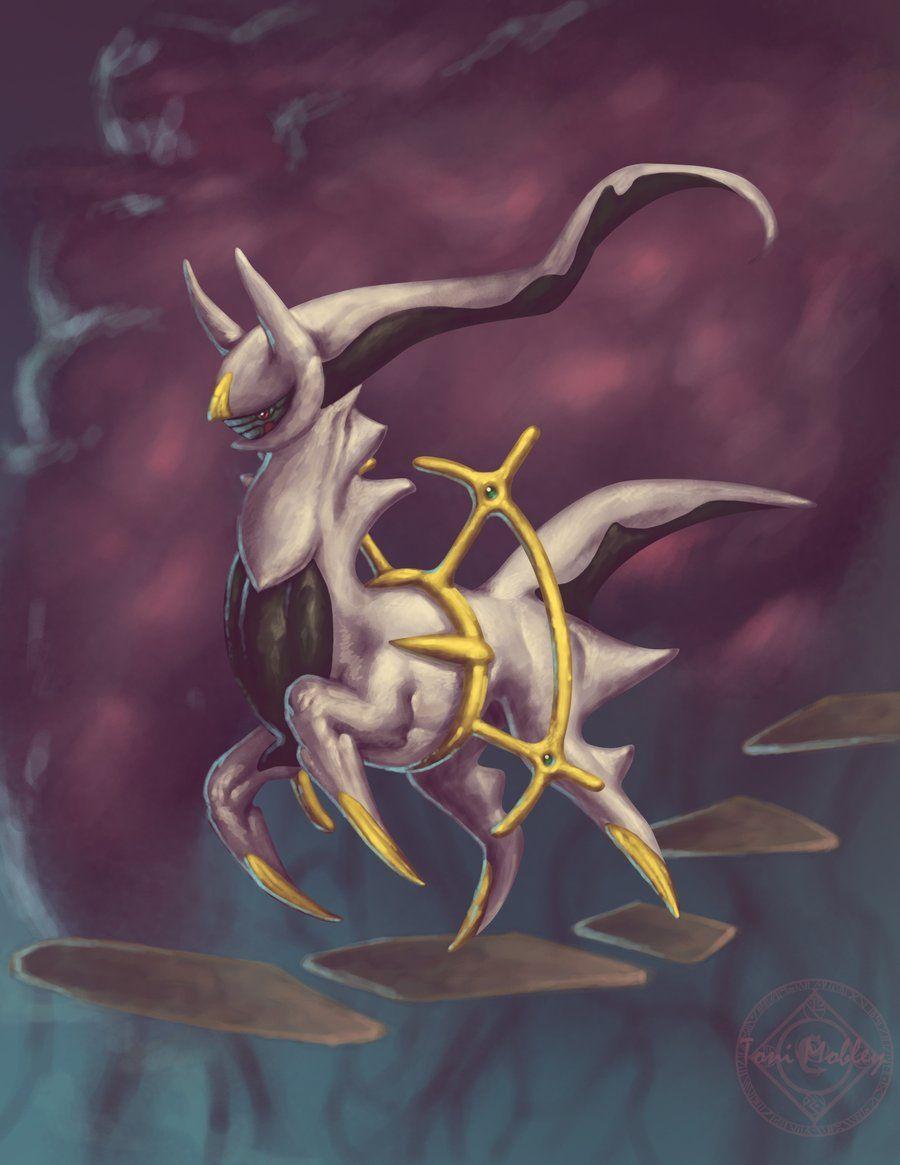 Arceus (Concept) – Giant Bomb