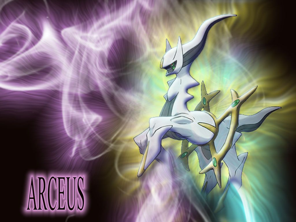 High Definition Pokemon Arceus Wallpaper – FHDQ Cover