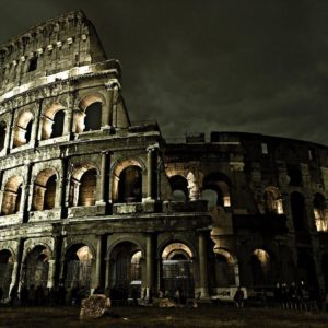 download Colosseum Roman Architecture Wallpapers | HD Wallpapers