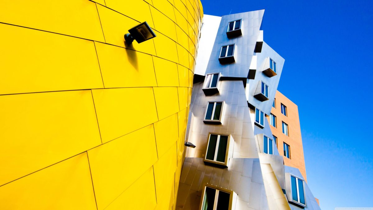 Frank Gehry Architecture HD desktop wallpaper : Widescreen : High …
