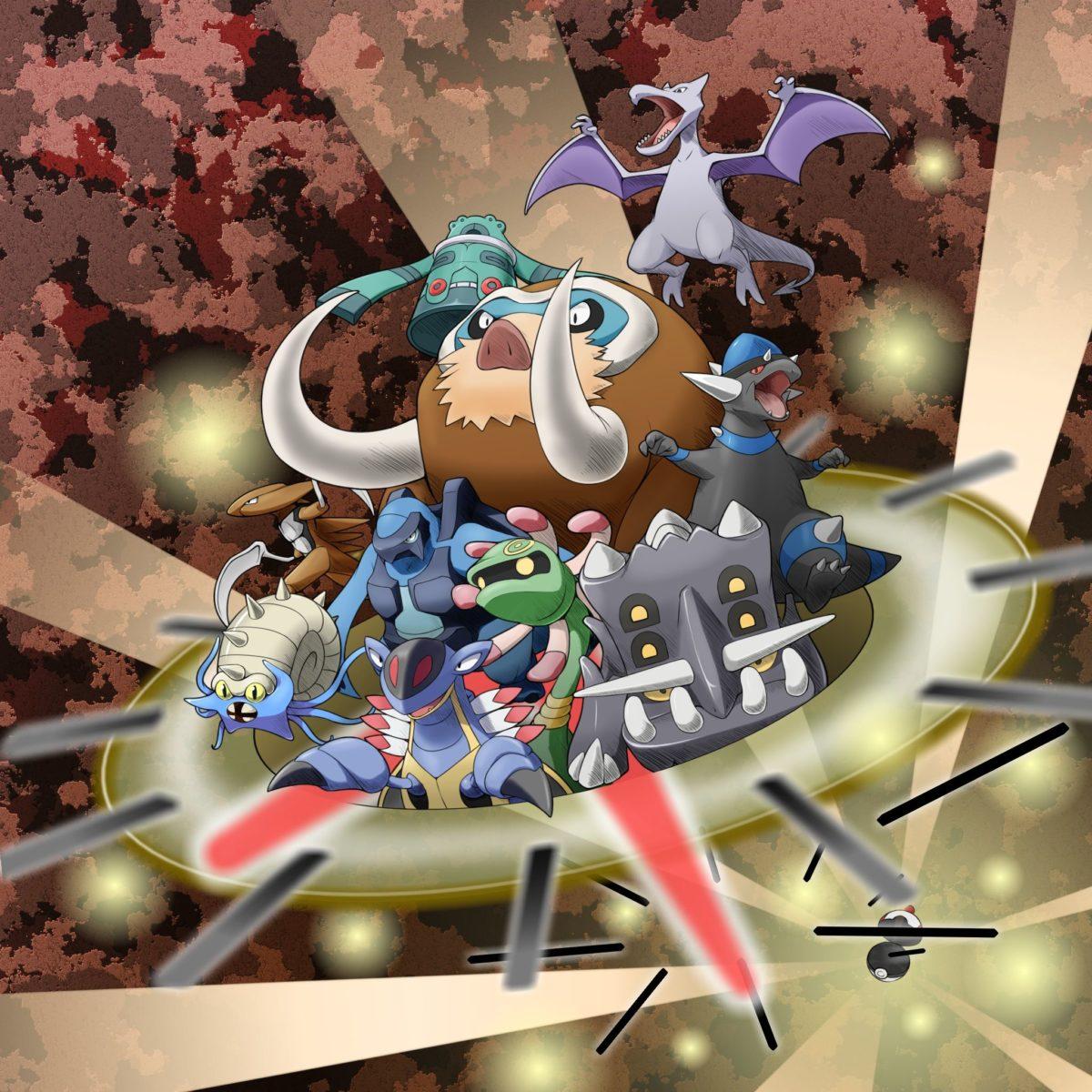 Armaldo – Pokémon – Zerochan Anime Image Board