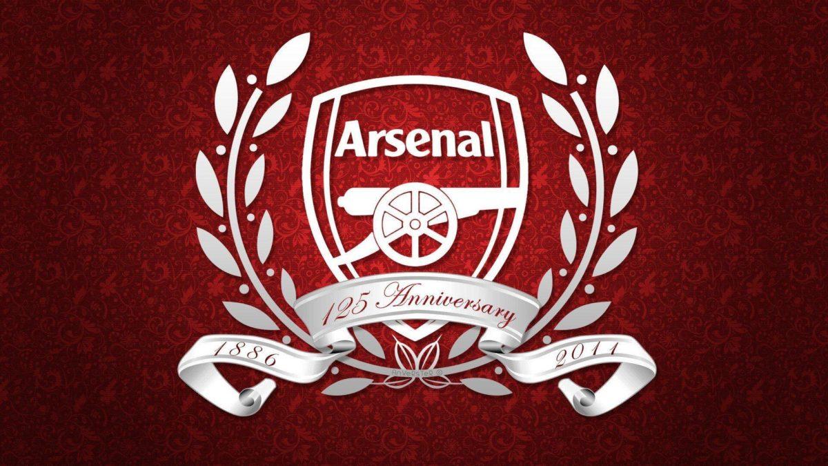 Download Arsenal FC Logo HD Wallpaper #7533 (5386) Full Size | SpotIMG