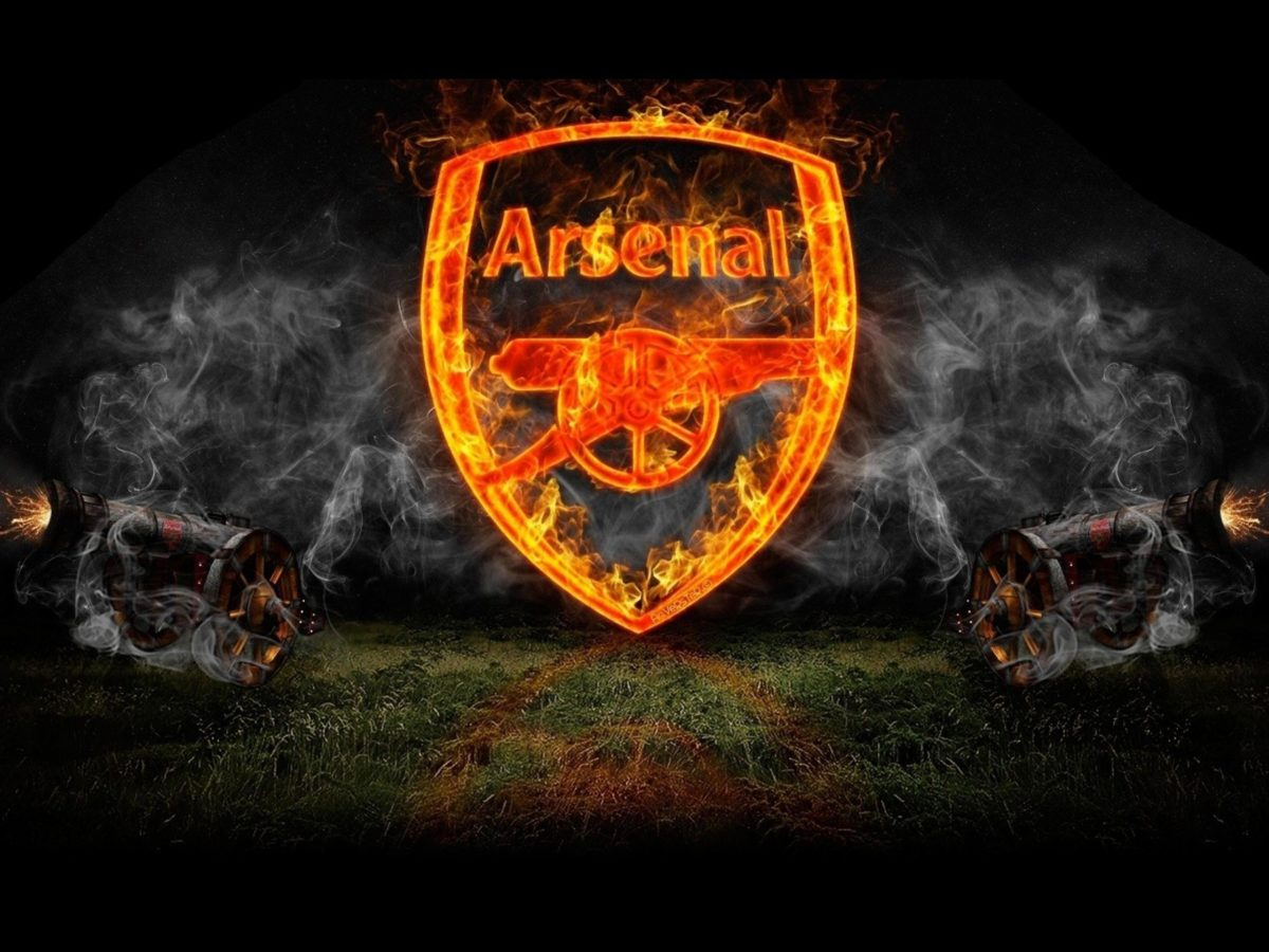 Arsenal Logo Full HD Wallpaper – Football HD Wallpapers