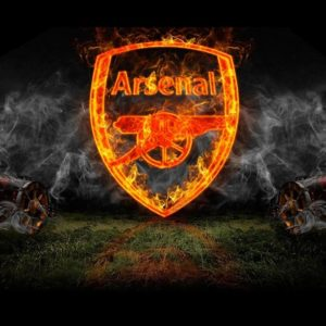 download Arsenal Logo Full HD Wallpaper – Football HD Wallpapers