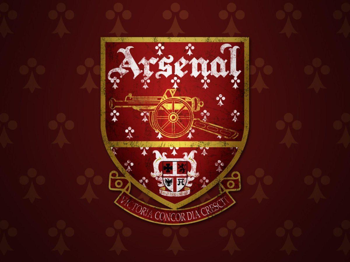 Arsenal Logo Wallpaper 41 | hdwallpapers-
