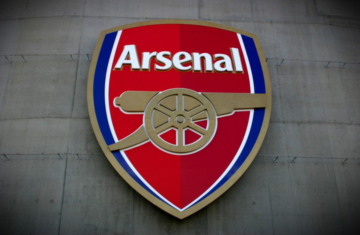 Simple Arsenal Logo Wallpaper HD | Download Background Wallpaper Free