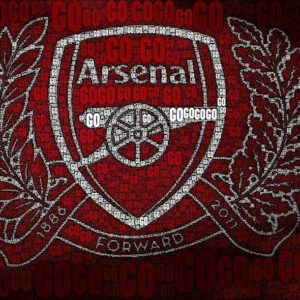 download Fantastic Arsenal 125 Years Anniversary Logo HD Wallpaper Picture …