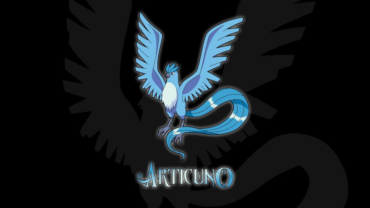 Articuno HD Wallpaper | PixelsTalk.Net