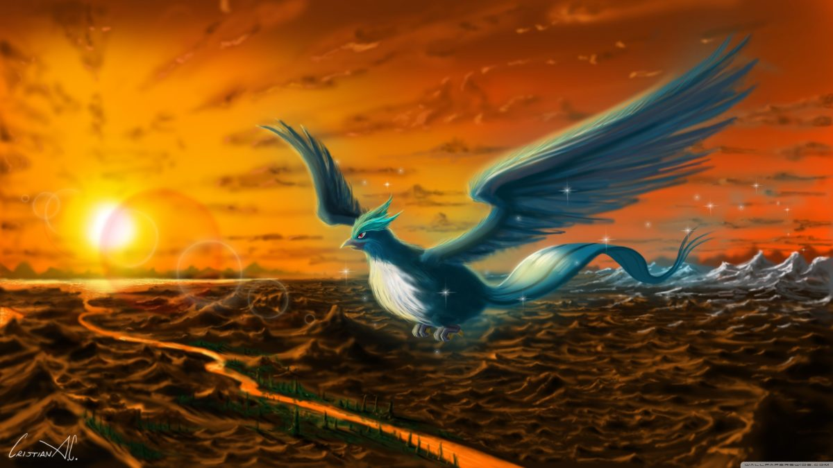 Articuno (Pokemon) ❤ 4K HD Desktop Wallpaper for 4K Ultra HD TV …