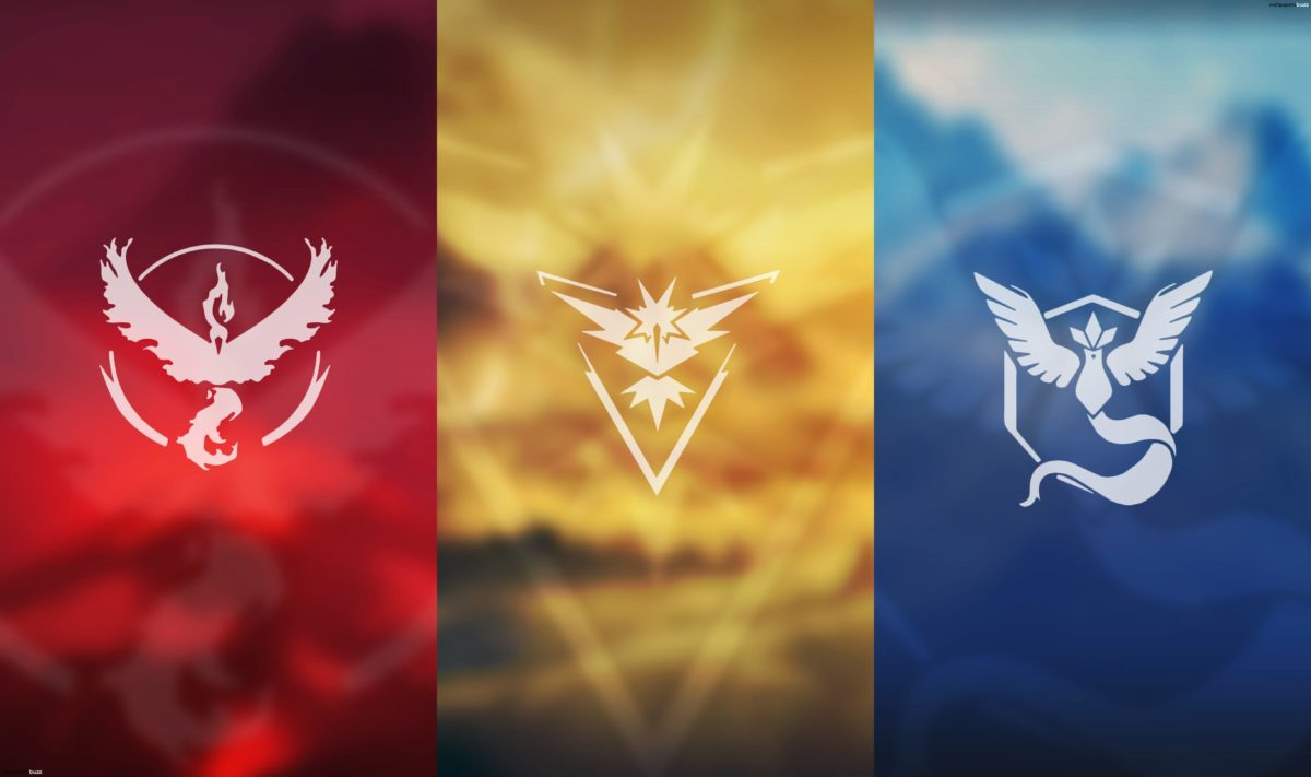 Valor, Zapdos and Articuno HD Wallpaper