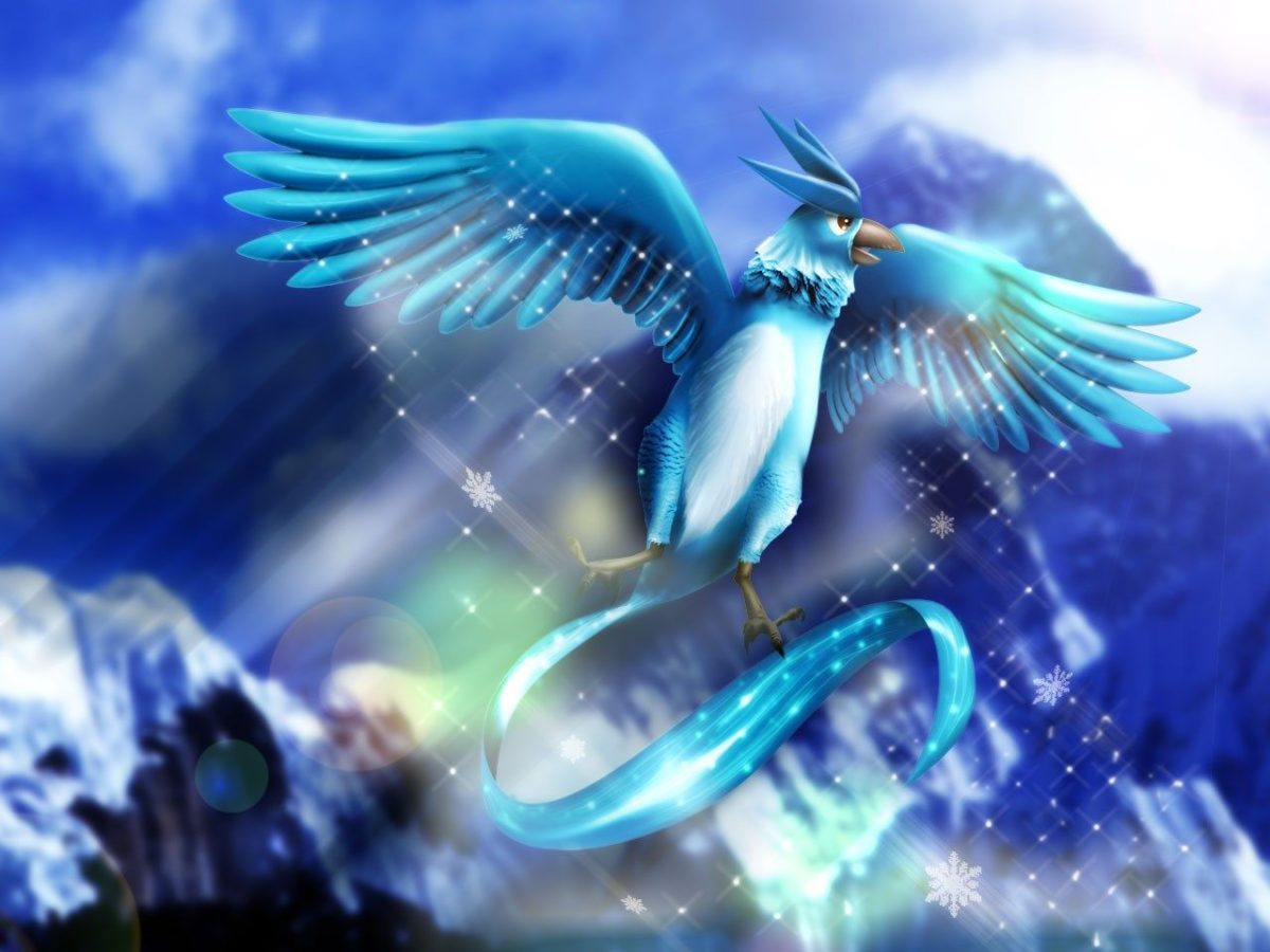 hd articuno wallpaper | ololoshenka | Pinterest