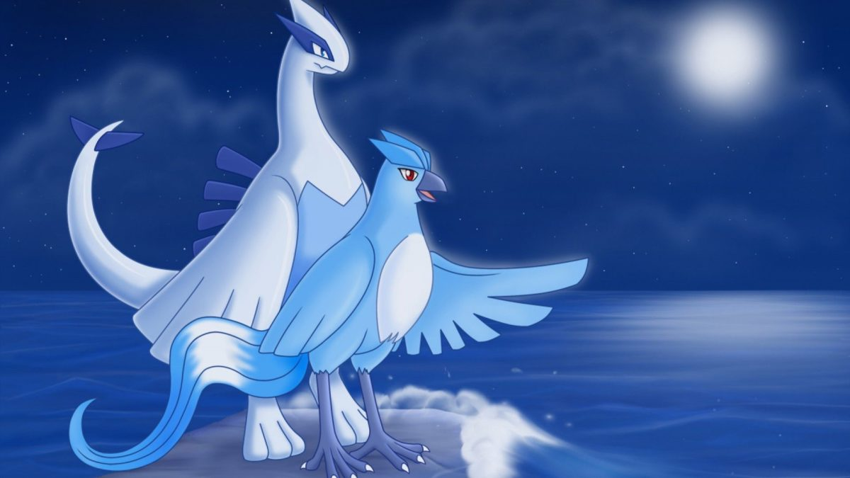 Articuno Wallpapers Images Photos Pictures Backgrounds
