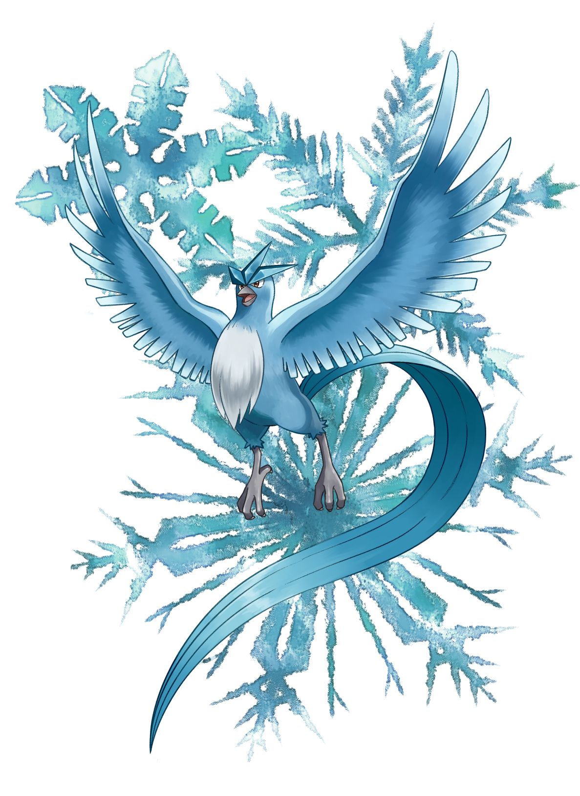 Articuno – Pokémon – Mobile Wallpaper #2007379 – Zerochan Anime …