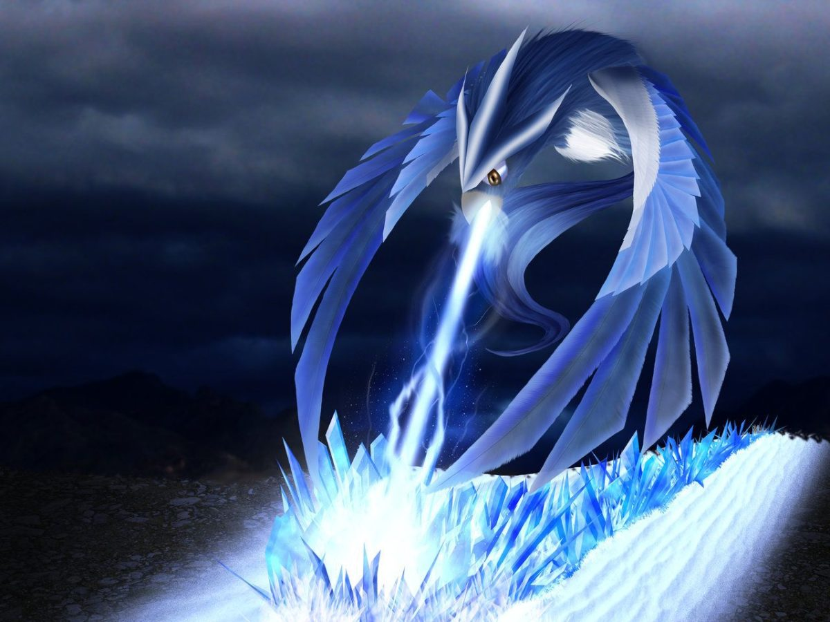Articuno Final by Zephroth on DeviantArt