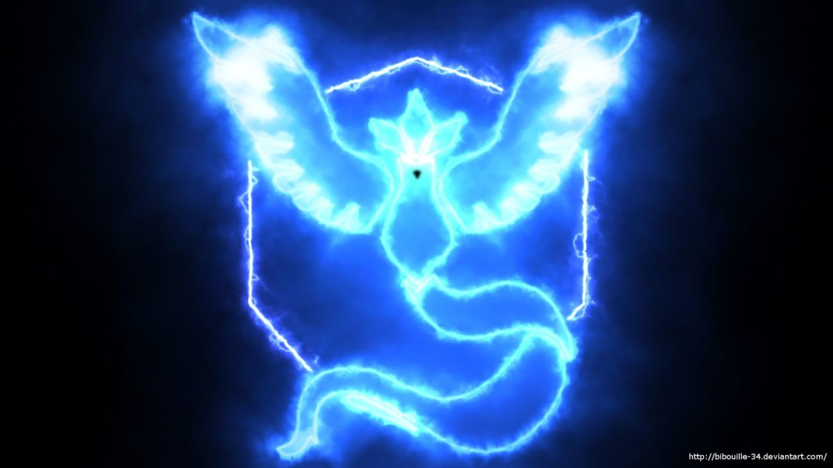Articuno – Pokemon GO Style – Team Mystic by bibouille-34 on …