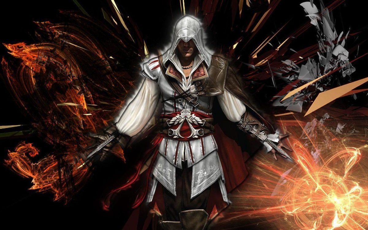 62 Assassin's Creed II Wallpapers | Assassin's Creed II Backgrounds