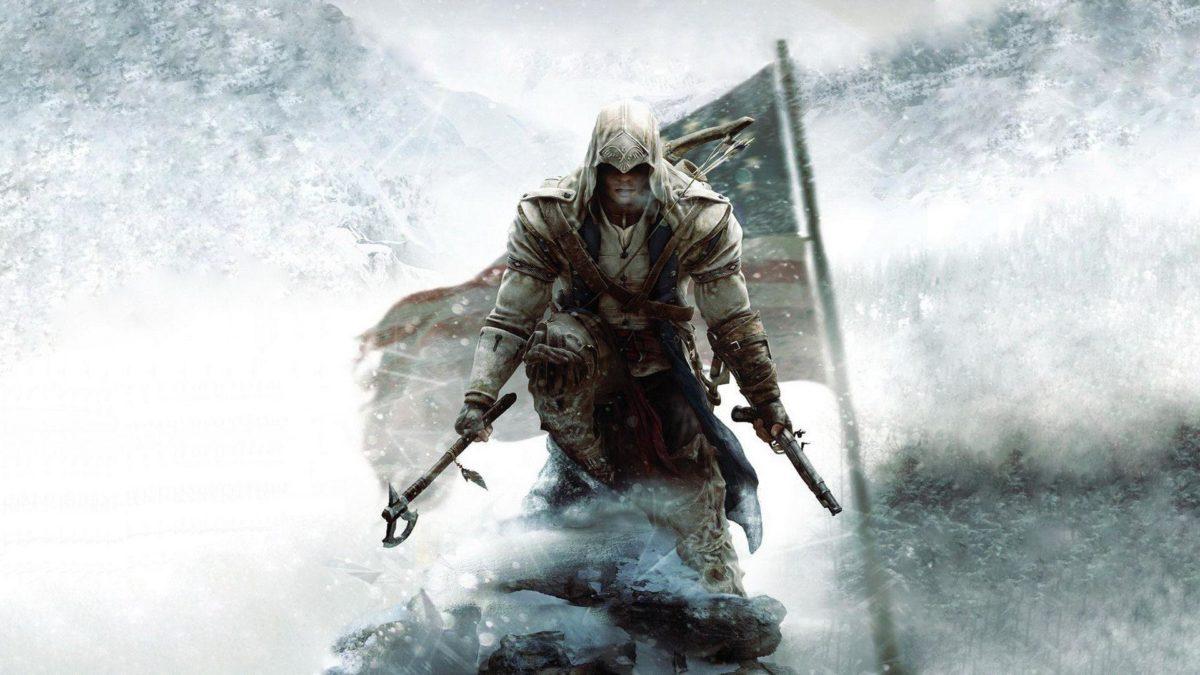 Hd Wallpapers Assassins Creed 3 Hd Desktop 9 HD Wallpapers …