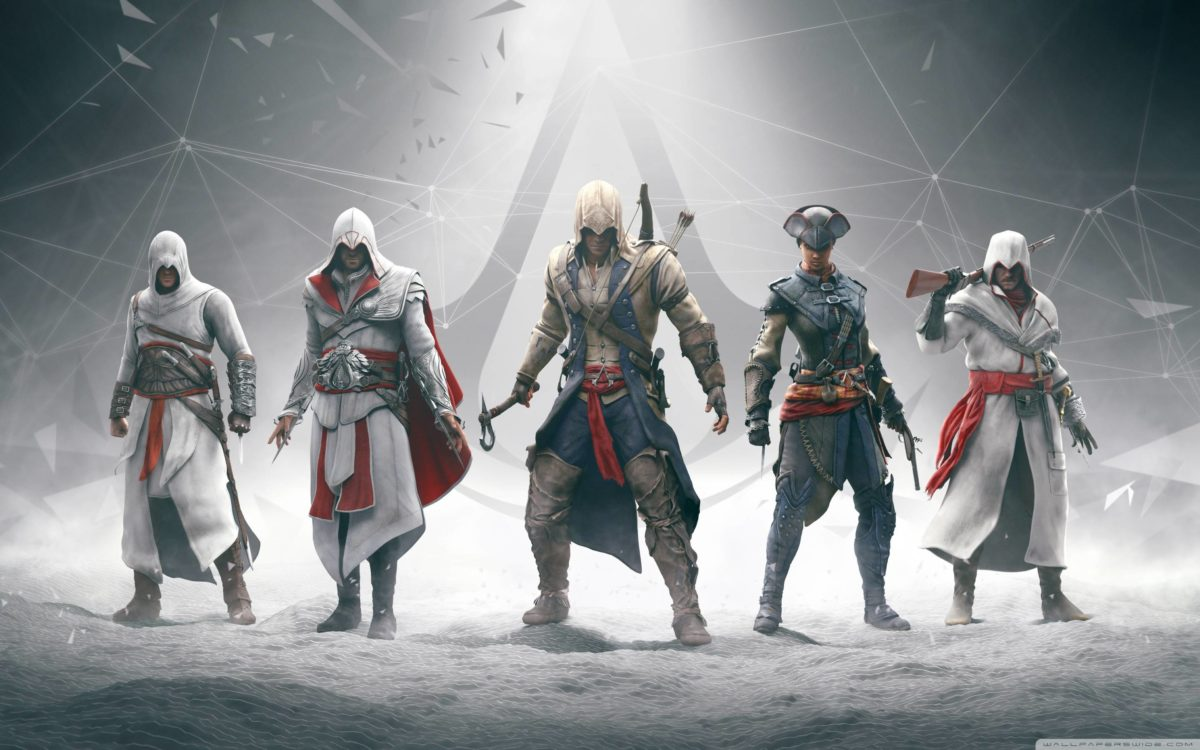 Assassins Creed Wallpapers – Full HD wallpaper search